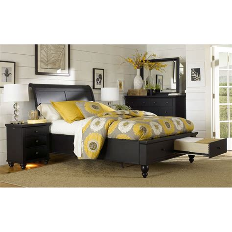 cambridge bedroom furniture cambridge 6 piece king bedroom set