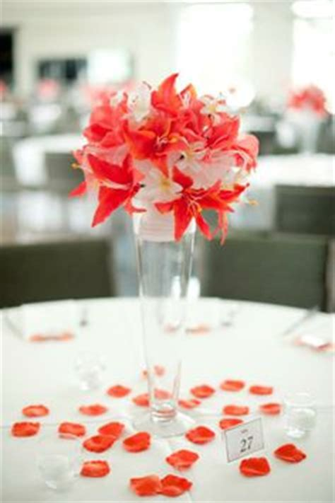 coral colored table ls 1000 images about wedding decorations song ideas on