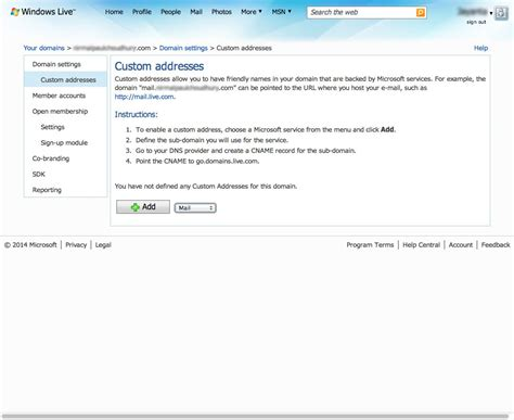 email format domain google apps gmail alternative get free microsoft outlook