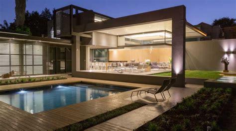 Santa Fe Style Home Plans by Faire Construire Une Maison Moderne Tout Savoir