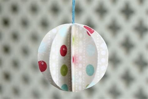 Wrapping Food Gifts - paper christmas decorations
