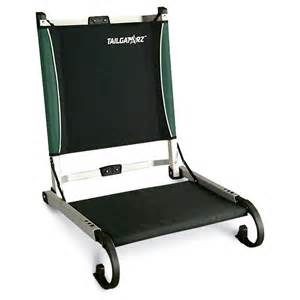 Tailgate Chairs Tailgatorz Tailgate Chair Black 134115 Accessories At