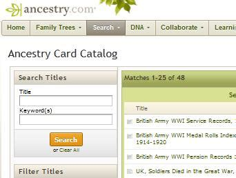 Records Search Service Where To Find Army Service Records