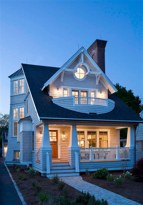 craftsman style home decor exterior craftsman with balcony barrington cottage craftsman exterior boston by