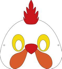 Chicken Mask Template Printable 1000 images about printable mask on printable