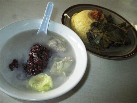 jombang city guide ragam kelir kolak ketan durian khas