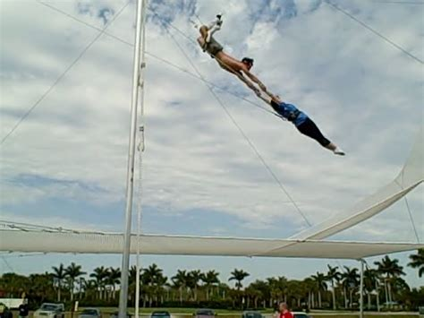 f ck comedies trapeze act comediva