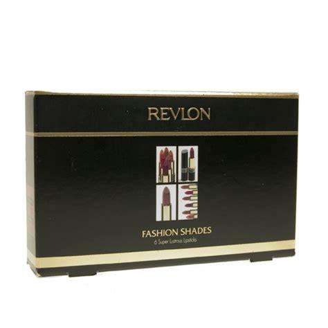 Lipstik Produk Revlon revlon lustrous lipstick set