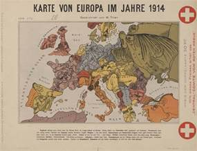 Europe In 1914 Map by Map Of Europe In 1914 Before Great War History Pinterest