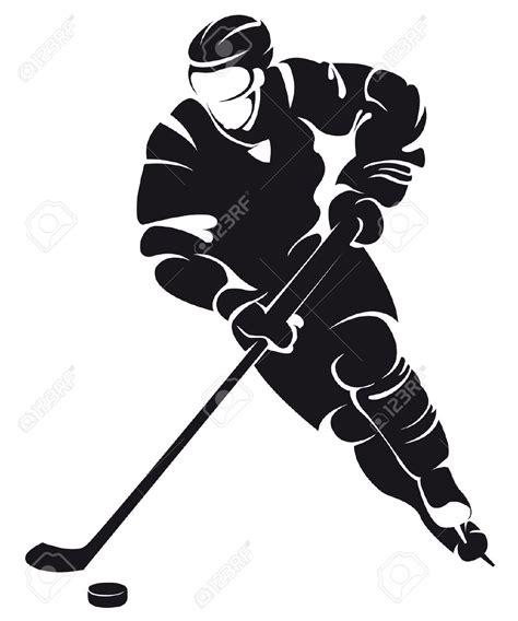 hockey clip hockey clipart vector free clipartfest hockey