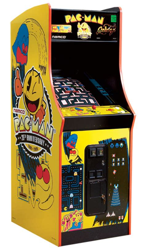 pacman anniversary pacman anniversary edition arcade rental