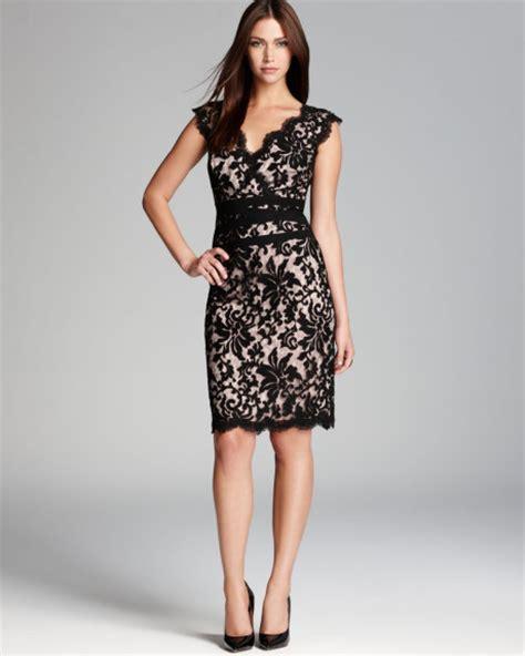 dress lace pink black pink black lace dress all dresses