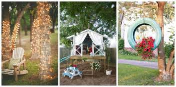 Diy Backyard Decorating Ideas 54 Diy Backyard Design Ideas Diy Backyard Decor Tips