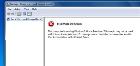 local security policy editor open windows 7 help forums