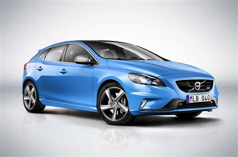 the volvo v40 volvo v40 r design unveiled engined beasts