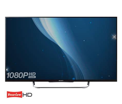 Tv Led Wifi sony kdl50w705 50 inch smart hd led tv built in wifi freeview hd black ebay
