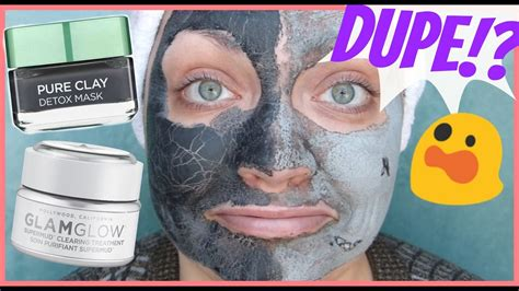 L Oreal Detox Mask Beautypedia by Smackdown Glamglow Supermud Clearing Treatment Vs L