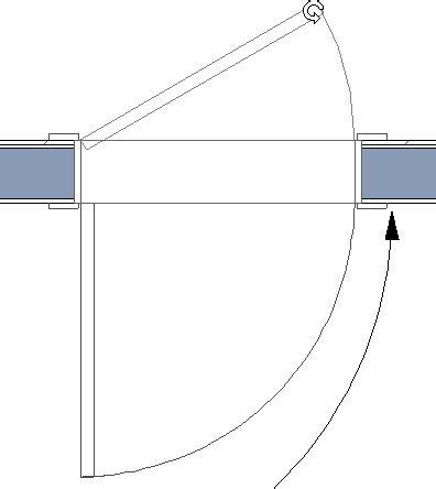 how to change the swing of a door changing a door s hinge and swing sides