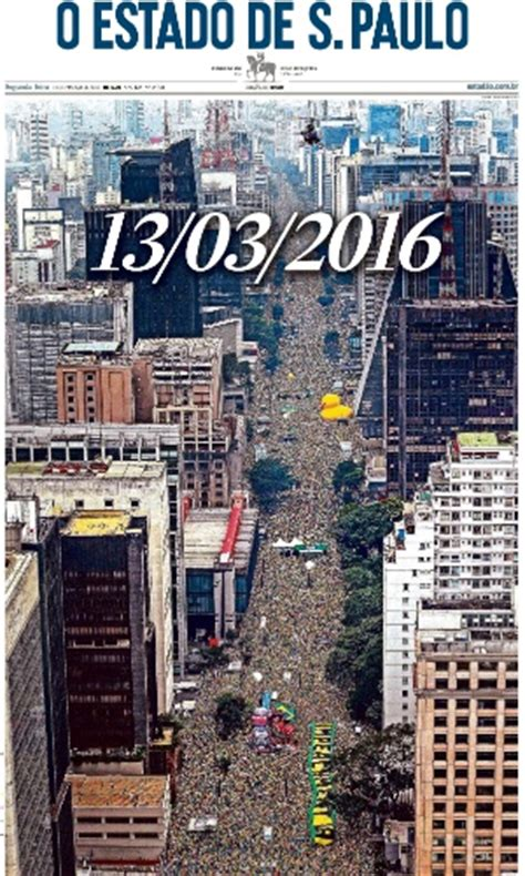 agora sao paulo jornal noticia sobre bonus 2016 veja capas dos principais jornais do brasil sobre os