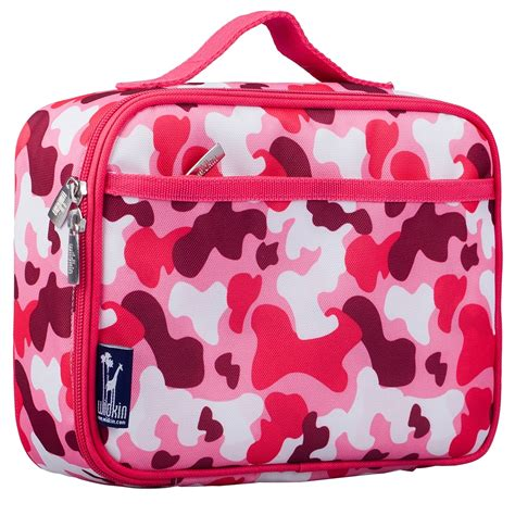 Lunch Box Polos Pink camo pink lunch box