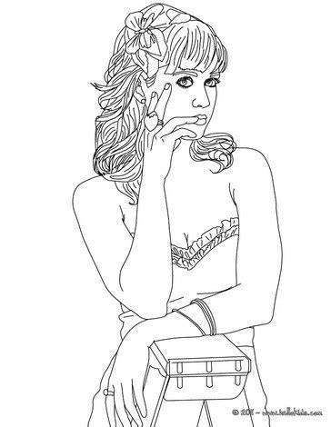 cute katy perry coloring page katy perry coloring pages