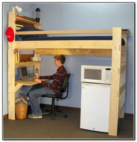 kids bed with desk under 45 bunk bed ideas with desks ultimate home ideas