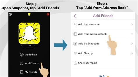 How To Find On Snapchat Through 3 Simple Ways To Find Snapchat Friends From My