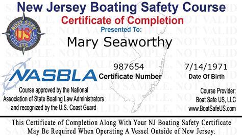 boat safe us - Nasbla Safe Boating Certificate
