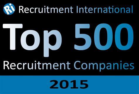 Supplier Realpict Zizi Top By Enter tfs healthcare enter the ri top 500 recruitment companies 2015