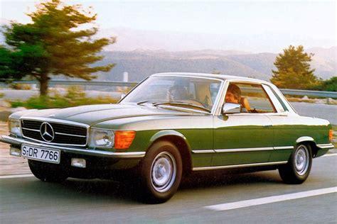 Mercedes Benz SLC (C107)   Classic Car Review   Honest John