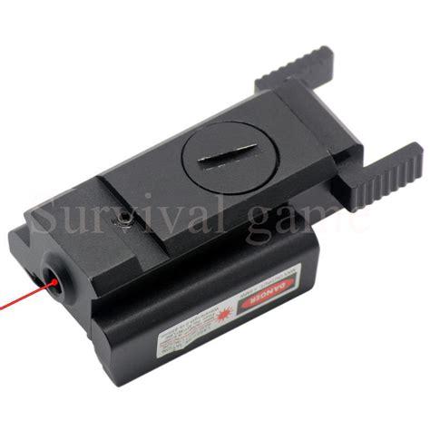 Scope M9 With Laser mini laser sight scope pistol 1 mw laser pointer sight air mail for pistol guns 1911 m9