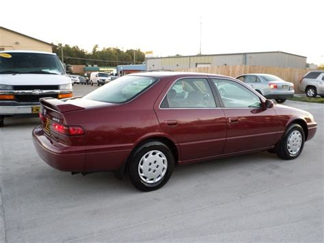 1999 Toyota Camry Tire Size 1999 Toyota Camry Ce For Sale In Cincinnati Oh Stock