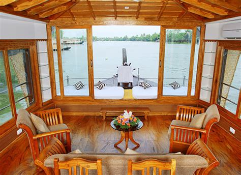boat house in kochi 2 bed room premium houseboats in kerala pickadly