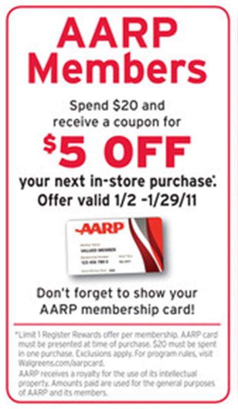 aarp printable grocery coupons aarp coupons food delivery 77098