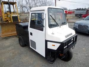 3 Wheel Electric Vehicles For Sale Cushman Haulster 3 Wheel Utility Vehicle Used For Sale