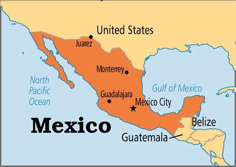 mexico city world map mexico operation world
