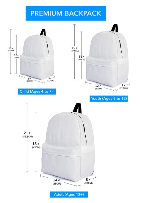 Backpack Size by Atikapu 00064 Backpack Available In 4 Different Colors