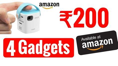 10 amazing gadgets on amazon under 35 doovi 4 smartphone gadgets on amazon under 200 rupees cool