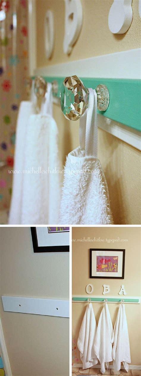 vintage bathroom towel hooks diy vintage towel hooks