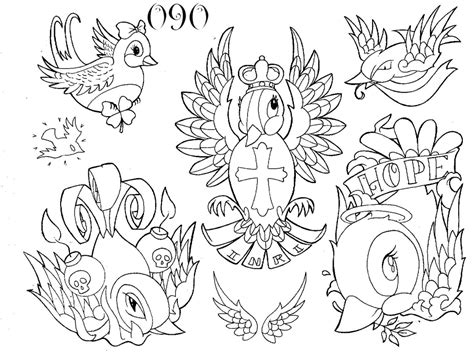 Black And Grey Tattoo Flash Tattoo Flash Black And White Black And White Flash Tattoos