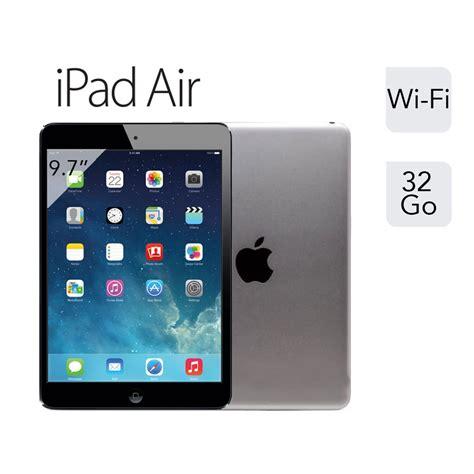 Air 2 Wifi apple air gris sid 233 ral wifi 32 go 9 7 quot retina top achat