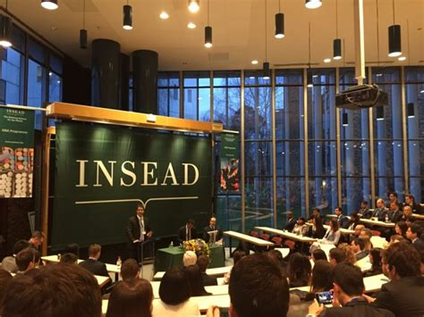 Mba Strategy Insead by Insead Fall 2018 Mba Essay Questions Blackman