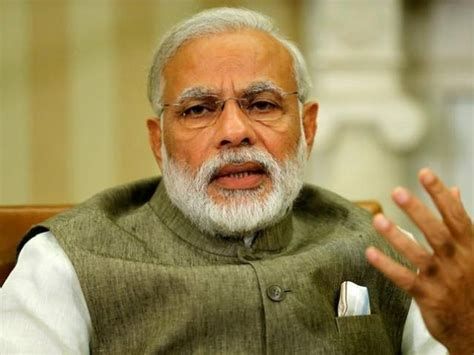 indian prime minister narendra modi delivers remarks to hindu fanaticism modi to the gallery says hum chief the express tribune