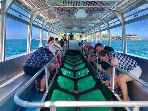 glass bottom boat west palm beach great barrier reef tour green island kuranda skyrail