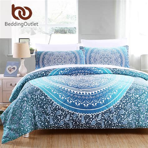 indian comforter sets beddingoutlet comforter crystal qulit set sheet and pillowcase 7pcs bed in a bag indian bohemia