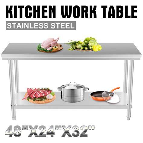 Kitchen Food Preparation Table Stainless Steel Prep Table Stainless Steel Table With Sink Awesome Kitchen Food Preparation