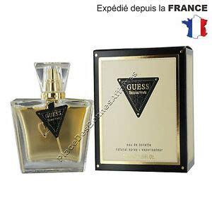 parfum femme guess seductive de guess eau de toilette 75ml neuf sous blister ebay