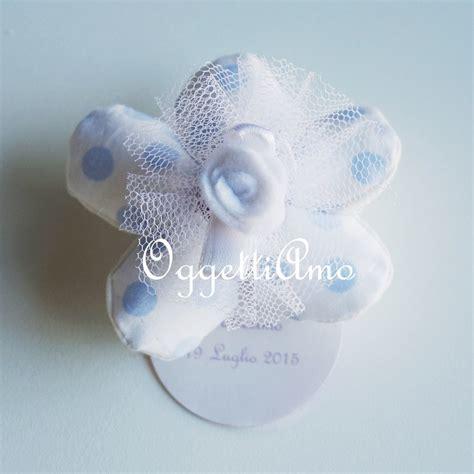 fiori portaconfetti fiori portaconfetti in cotone a pois bomboniere eleganti