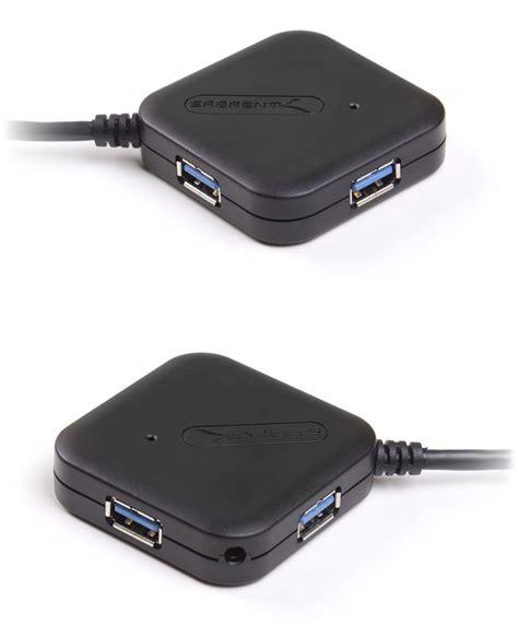 Usb Hub 4 Port 3 0 Kualitas Bagus Hub Usb 4 Port 3 0 sabrent portable 4 port usb 3 0 hub