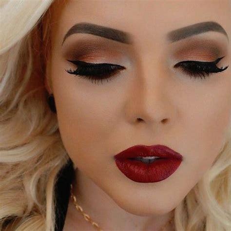 tutoriales de maquillaje para noche de labios y ojos maquillajes de noche cual te gusta m 225 s descubre m 225 s